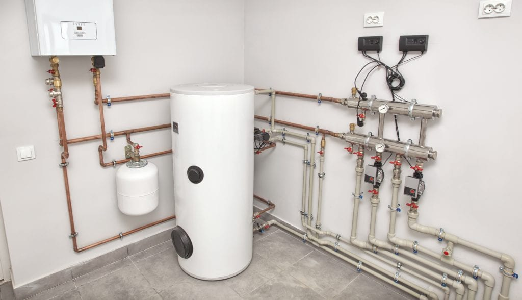Gas tank and tankless water heaters in Kingsport, TN