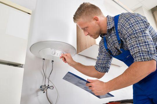 Water Heater Installation and Replacement Plumber